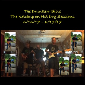 Ketchup on Hot Dog Sessions