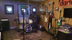 The jamming room